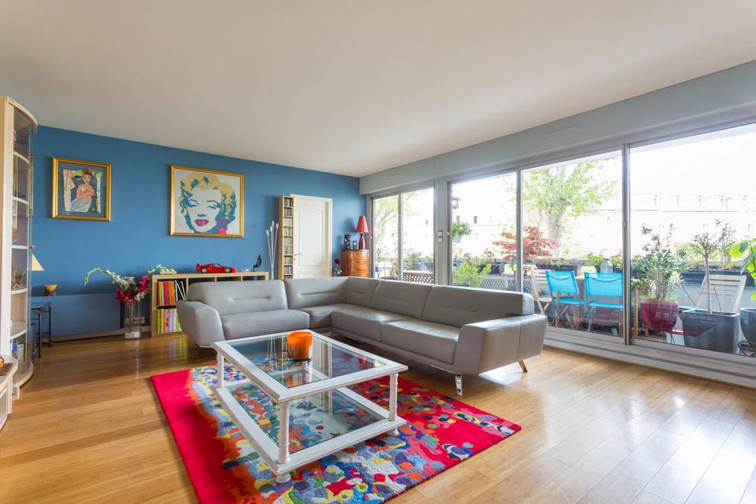 Décoration appartement neuilly, par Béatrice Elisabeth, Décoratrice UFDI à Neuilly et Paris