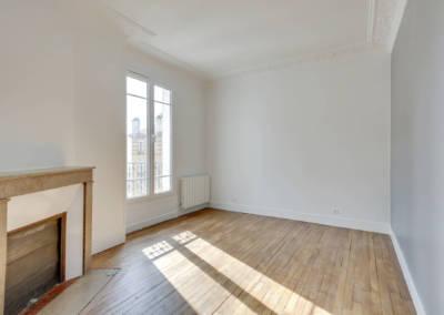 Rénovation appartement à Courbevoie - Le salon rénové 2, par Béatrice Elisabeth, Décoratrice UFDI à Neuilly et Paris