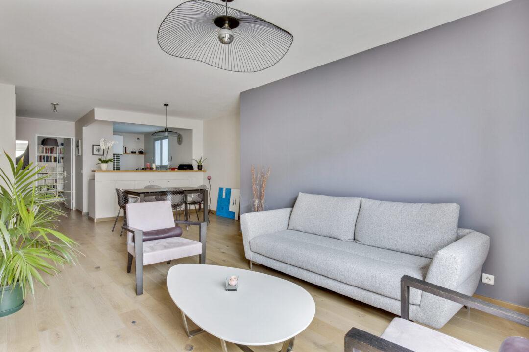 Décoration et réagencement Appartement à Courbevoie
