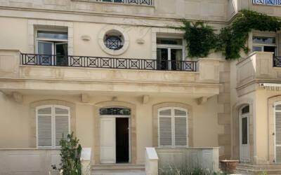 Projet d'un hôtel particulier à Neuilly sur Seine